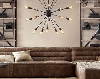 Loft Style Pendant Light   12 Or 20 Lights. Free Shipping Chandelier,  Pendant,