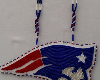 New England Patriots Necklace