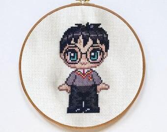 Harry Potter Cross Stitch Kit