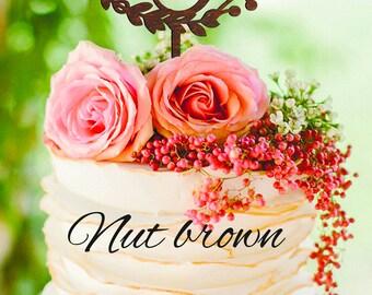 Wedding Cake Topper G Letter G Cake Toppers Personalized Cake Topper Gold Monogram Cake Topper Initials cake topper unique cake topper G L K
