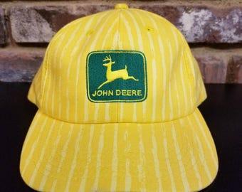 Vintage John Deere Snapback