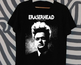 Eraserhead David Lynch t-shirt basic