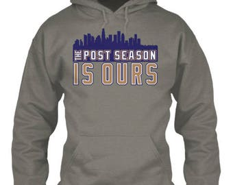 Los Angeles Rams Post Season is Ours Playoffs Hoodie