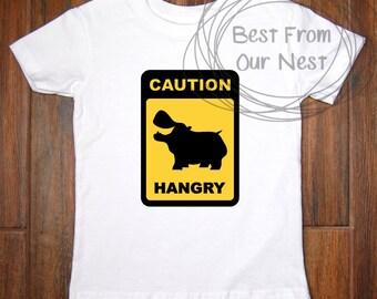 Kids - Caution - Hangry Hippo