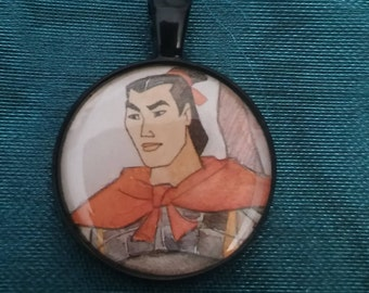 Disney Shang from the movie Mulan (Pendant Only)