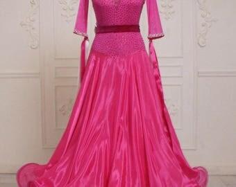 Ballroom Dance Dress Ballroom Gown