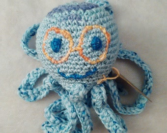 Octopus plush ~ Zoe