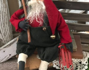 ONE of a KIND Jaquline Baird Santa