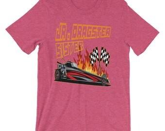 Jr. Dragster Sister T-Shirt
