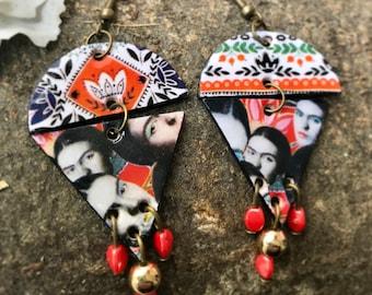 Earrings Mix and Match Frida
