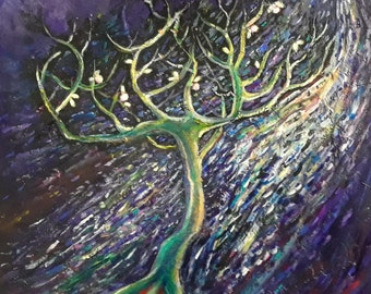Tree of Life, Withstanding the Storms of Life
