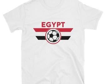 Egypt Soccer World Cup Shirt Football