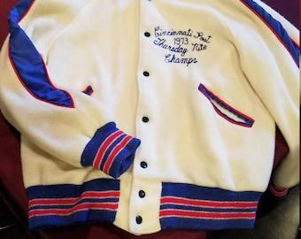 Vintage Bowling Champions Jacket