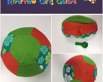 Balloon Ball Cover - Hibiscus 1