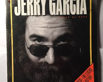 Entertainment Weekly Jerry Garcia Special Commemorative Issue