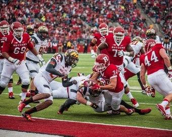 Rutgers Touchdown