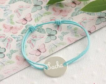 Personalised Pastille Bracelet