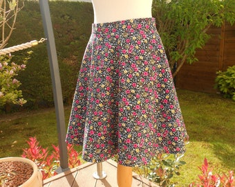 Skirt woman - Size 38 - fully lined