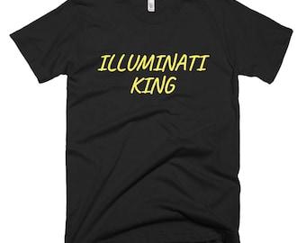 Short-Sleeve T-Shirt, men, illuminati, luxury, shirt