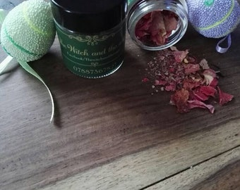 Ostara loose herbal incense blend altar witch pagan wiccan spell crafting magic