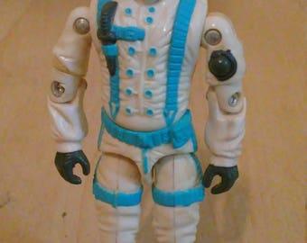 G. I. Joe Action Figure Sub-Zero (v.1) 1990