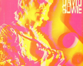 RARE DAVID BOWIE Space Oddity Songbook | Piano Vocals Guitar