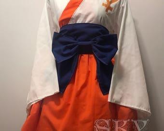 Sailor Venus Kimono Dress
