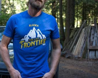 Alaska Last Frontier | Adult T-Shirt
