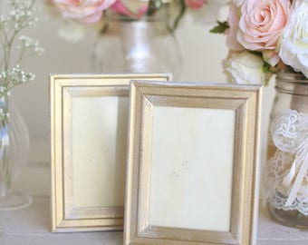 Gold Wedding Frames Shabby Chic Bridal Shower Birthday Party Housewarming Baby Shower Custom Decor