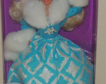 1996 Winter Renaissance Barbie NRFB