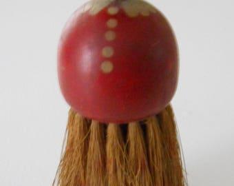 50-60's Woonsocket Brush Co. personal grooming brush