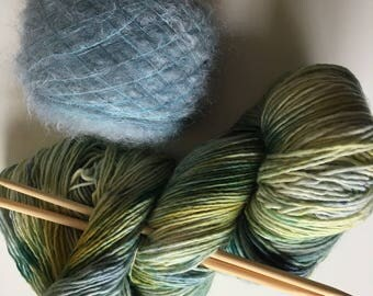 Sustainable Extrafine New Merino 4 ply yarn