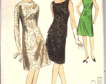 Butterick 3735 Women's Dress