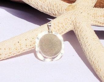 Beach Stone, Erie Stone Necklace, Lake Erie Stone Jewelry, River Stone Necklace, River Stone Jewelry