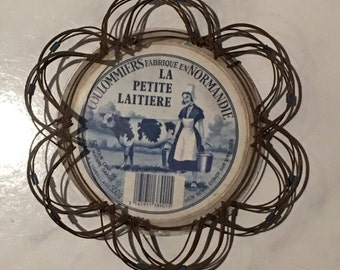 French Country Wireware Blue and White