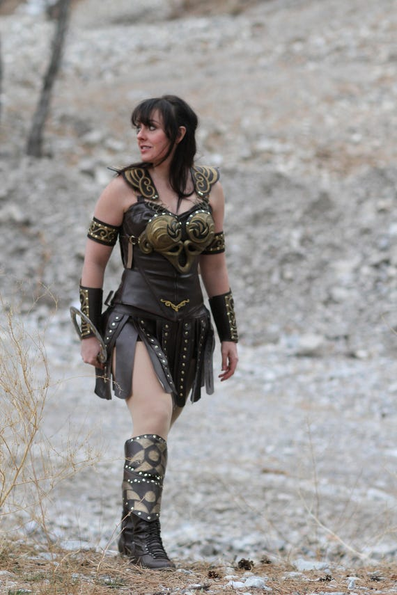 Xena Warrior Princess Costume Xena Warrior Princess ...