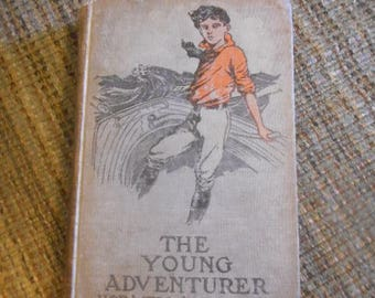 The Young Adventurer by Horatio Alger, Jr.