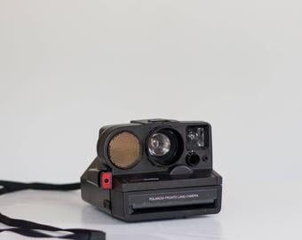 Vintage Sonar OneStep Polaroid Pronto Land Camera