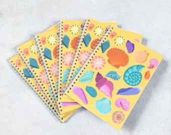 Bulk Notebooks Wholesale Deal Sea Shells Journal Notepads