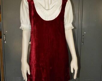 Red Velvet jumper