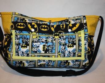 Batman Baby Diaper Bag Baby Shower Gift