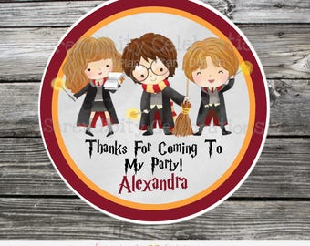 Harry potter party Etsy