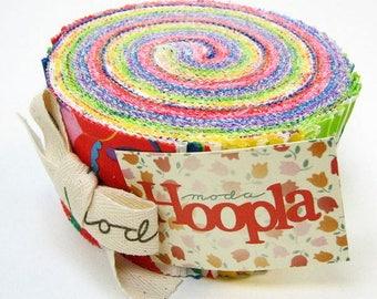 Hoopla by Moda Jelly Roll