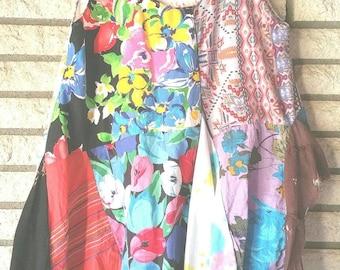 Gypsy boho tunic, bohemian top, bohemian clothing, boho chic top, gypsy top, festival fashion tunic, hippie tunic, boho top, bohemian tunic
