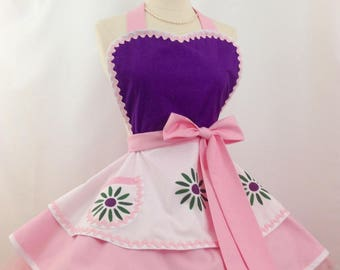HM Tightrope Walker Apron, Halloween Costume, Disneybound