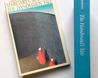 The Handmaid's Tale ~ Signed by author Margaret Atwood **First US Edition, First Printing 1986