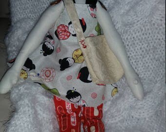 Rag Doll Jess Brown Likeness Handmade OOAK Emma