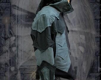 Assassin Jacket ~ vs Dark Knight Medieval Armor Hoodie