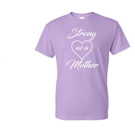 Strong as a Mother T-SHIRT, Funny tee shirt, Party shirt, Sarcastic shirt Birthday gift, shirt with saying ,graphic tee