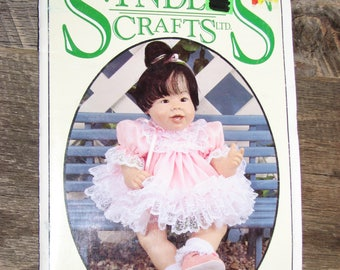 Syndee's Crafts Doll Dress Pattern 24008
